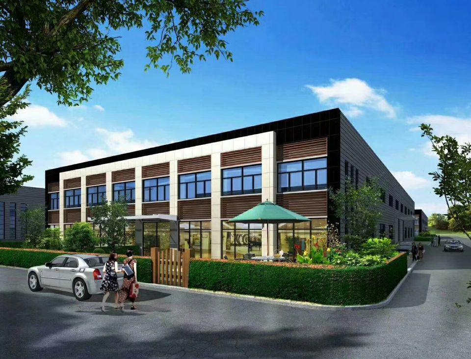 独院厂房办公楼出售,面积844平起,2480起