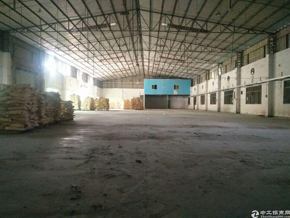 企石镇花园式厂房出租2600平方