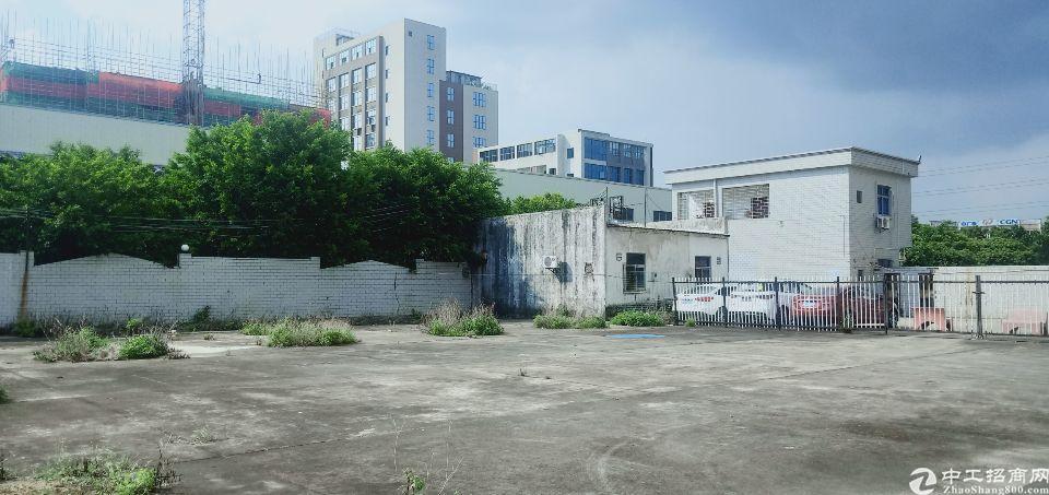 大朗占地30亩建筑15000㎡国有证厂房