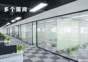 龙华清湖单层面积1400平方带装修办公招租图片5