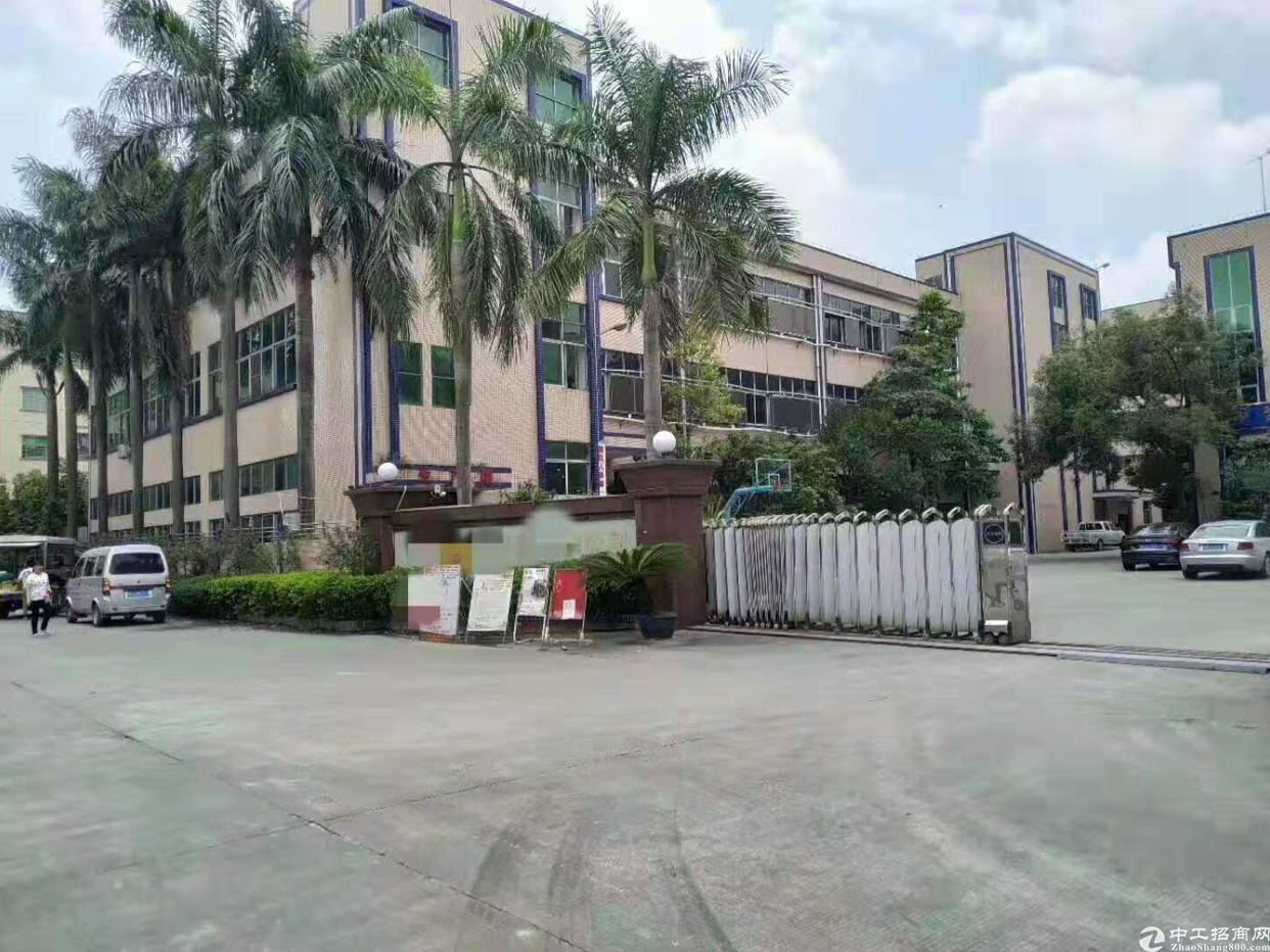东莞桥头镇工业厂房出售占地6000平方米建筑12000平你