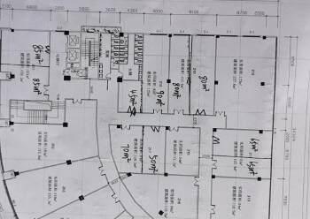 横沥客运站80平米豪华精装修写字楼出租图片5
