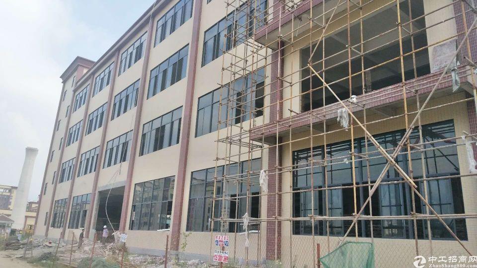 霞涌镇工业园区标准厂房3000,证件齐全,有市政排污管