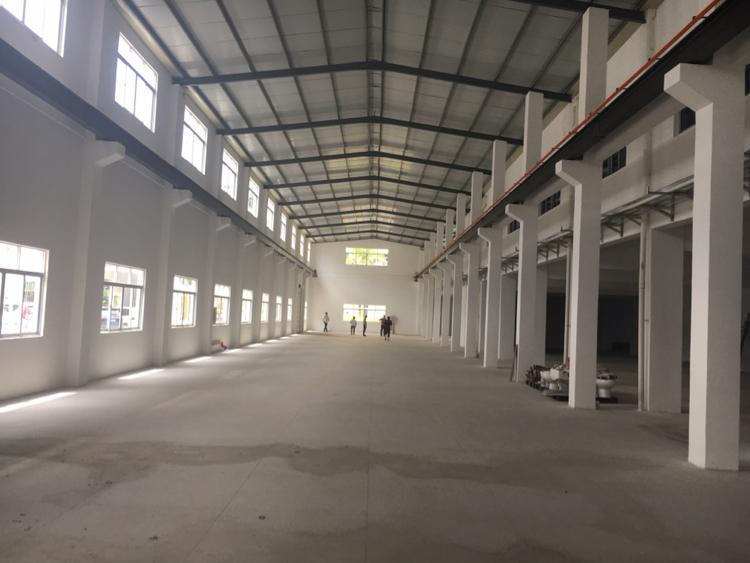 水口单一层13500平厂房出租