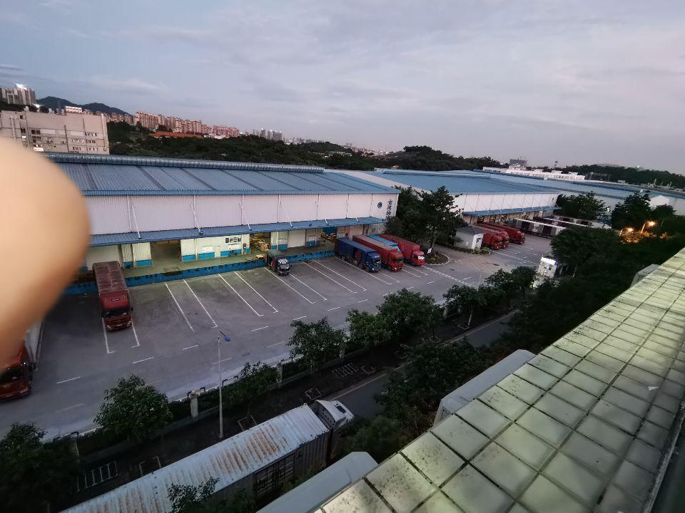 新空出高速出口物流仓7000平米带卸货平台门口空地超大