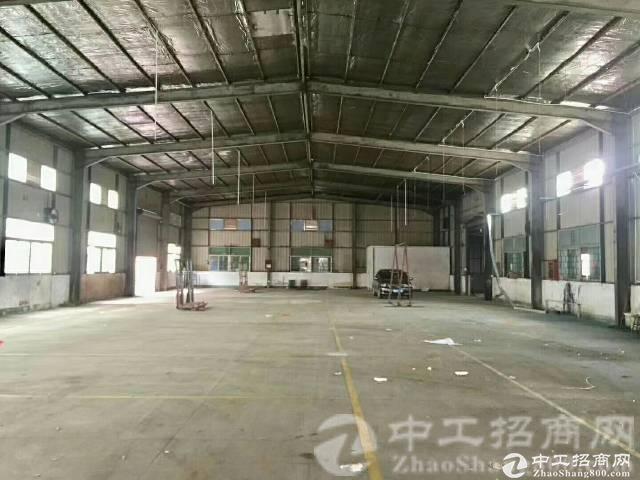 厚街镇三屯村靠近道滘旁边仓库厂房970平米招租