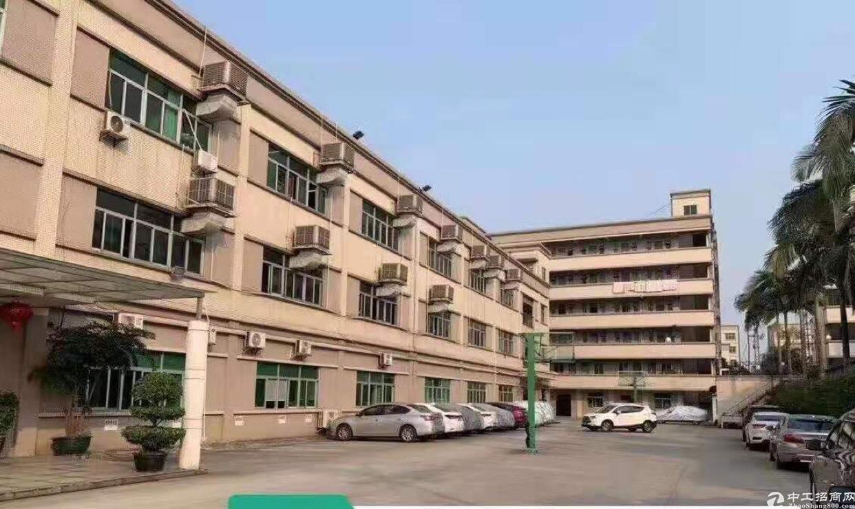 东莞市清溪镇临深大路边国有双证7500平方厂房出售