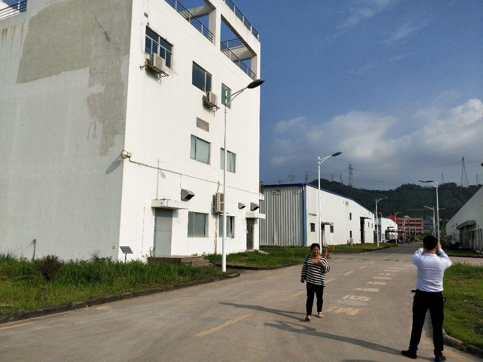 观澜观光路梅观高速出口新出原房东独院钢构厂房30000平米