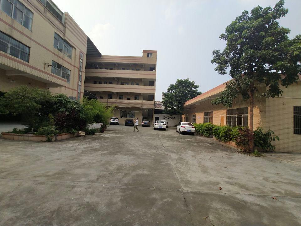 黄埔开发东区花园式独院厂房楼上630方标准厂房招租