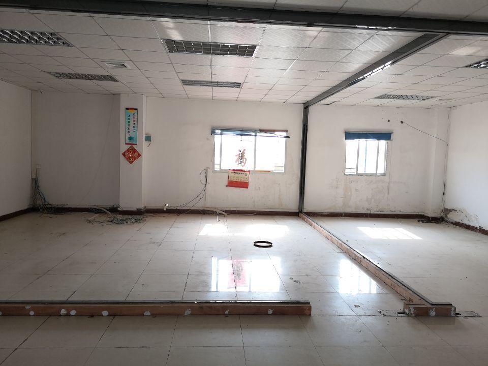 长安沙头,新出楼上标准厂房,带简单装修,水电到车间-图7