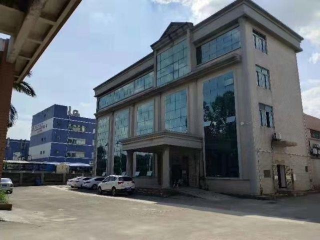 道滘镇现成自带塑料颗粒环评厂房-图4