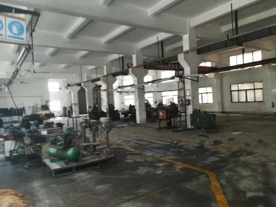 陈江标准厂房1楼6米高带牛角8000平米招租。