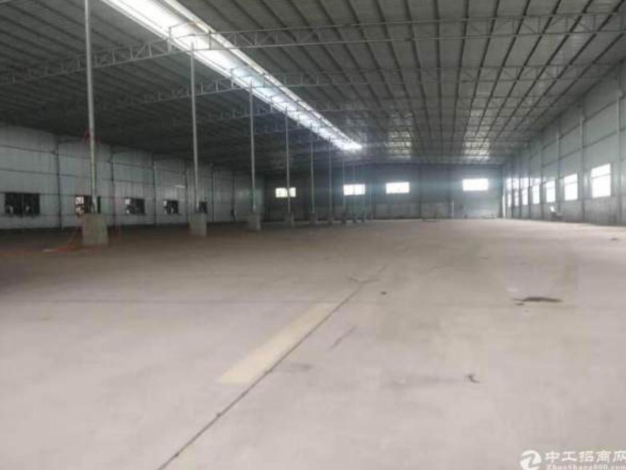 小金口新出独门独院单一层厂房3200平方米7滴水高