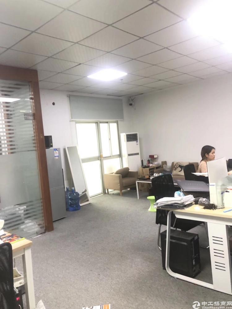 龙华清湖楼上精装修480平4➕1格局价格优惠水电齐全电商仓库