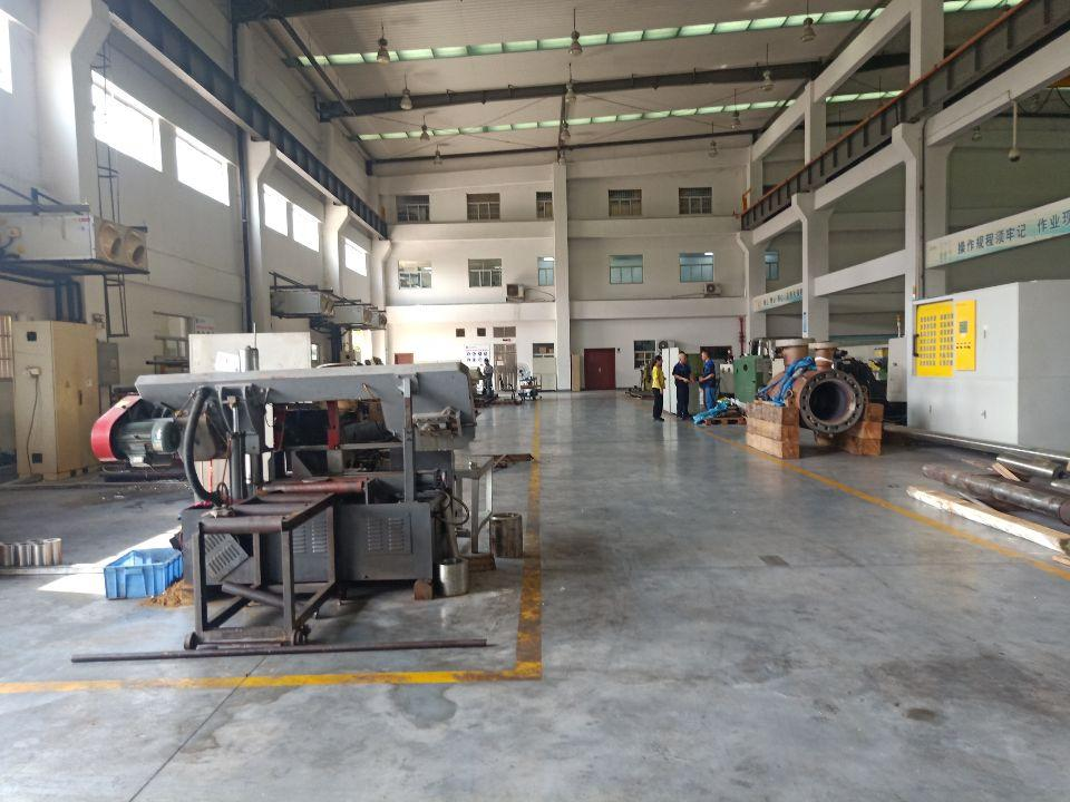 黄埔新出1100平钢结构厂房仓库出租