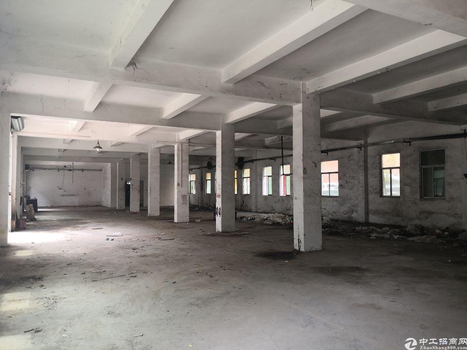 坪地新出村委实际面积2200平方厂房出租整租16元