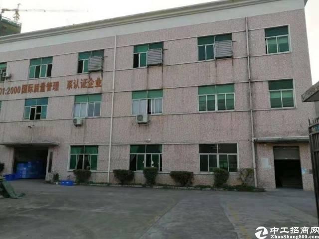 村委独门独院厂房5400平方宿舍1600平方空地大