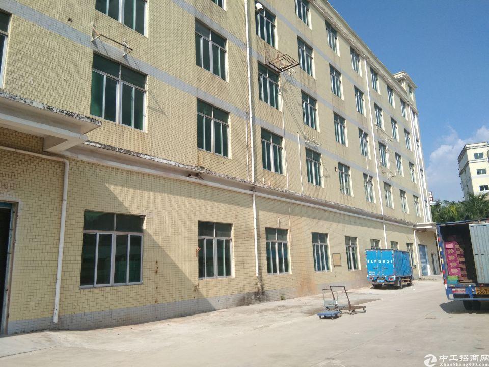 和惠州仲恺高新区标准工业园厂房一楼1800平招租