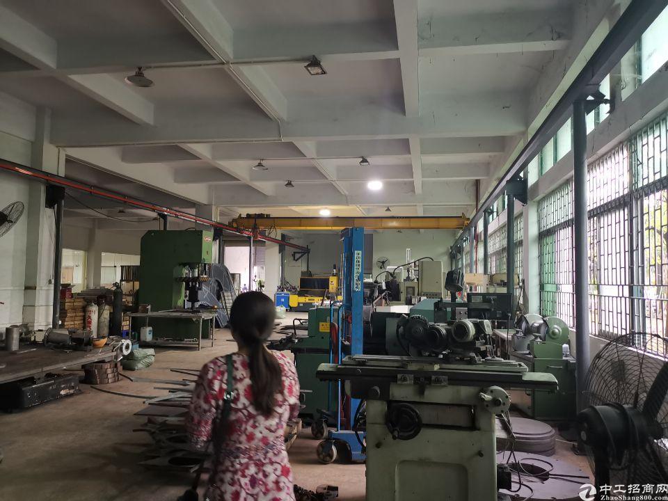 东莞万江简沙洲工业园新出厂房原房东1300平价格简沙洲最便宜