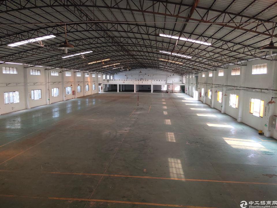 广州市南沙区独院单一层仓库厂房5500平方