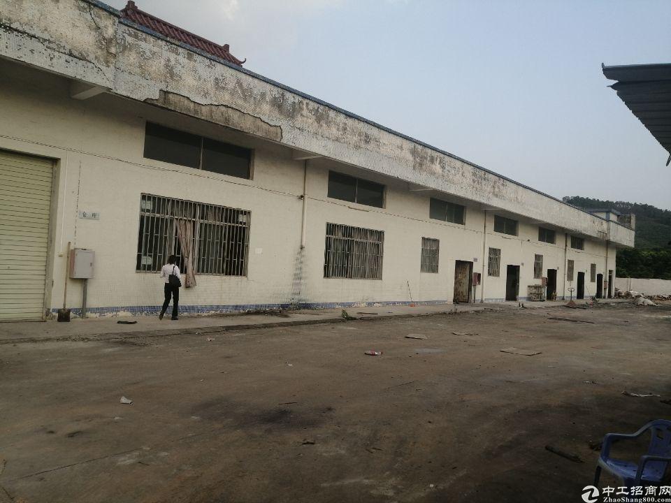 惠州陈江占地3200平方建筑2300平独院厂房出售