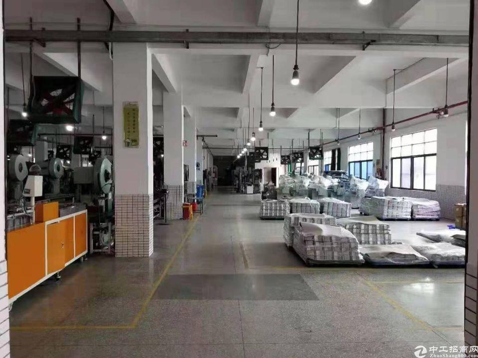 企石镇原房东独院标准厂房1-3层11000