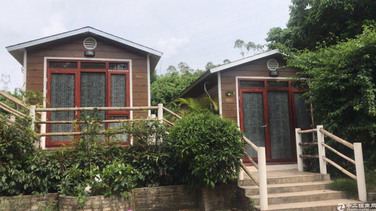 惠州市博罗县杨村镇占地140亩庄园出售
