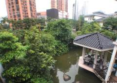 龙华清湖地铁站零距离办公室66平精装修