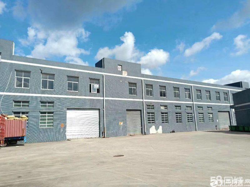 龙岗横岗标准厂房仓库6800平出租!可分租!可办环评