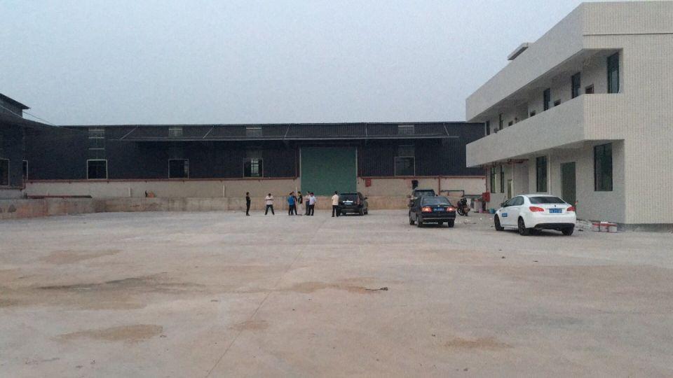 竹料钢结构仓库滴水十米可进任何大车,可分租,2000方起分