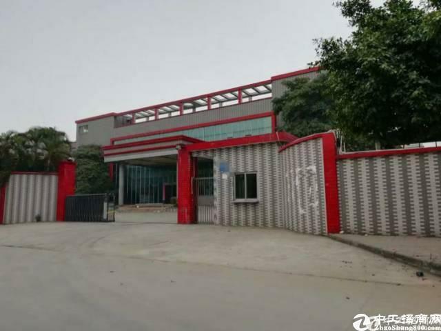 虎门沿江高速花园式厂房精装修16元带环保批文污染行业的天堂
