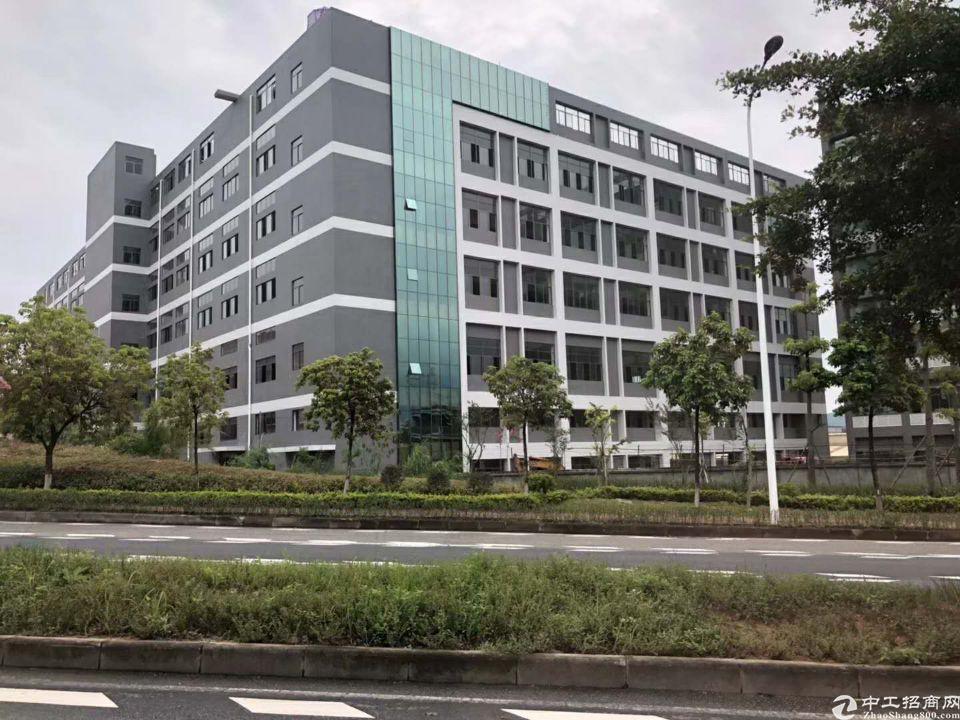 广州黄埔区成熟工业区国有出让双证厂房18700㎡出售
