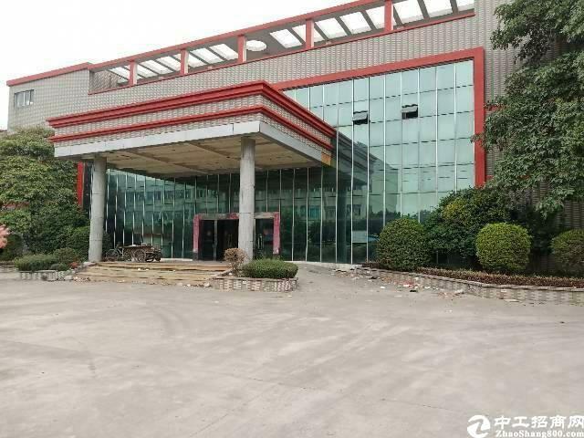 虎门沿江高速花园式厂房精装修16元带环保批文污染行业的天堂-图5