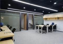 荔湾区西朗地铁盖上精装写字楼适合2~30人办公间任选可注册