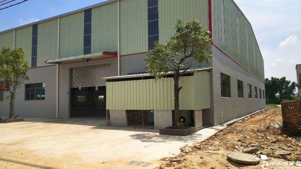 园洲独院单一层原业主厂房2300平米,宿舍600