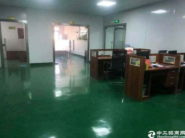 虎门沿江高速花园式厂房精装修16元带环保批文污染行业的天堂-图8