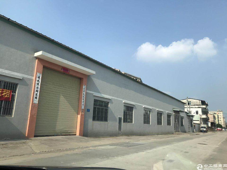 271茶山新出独院砖墙单一层厂房出租