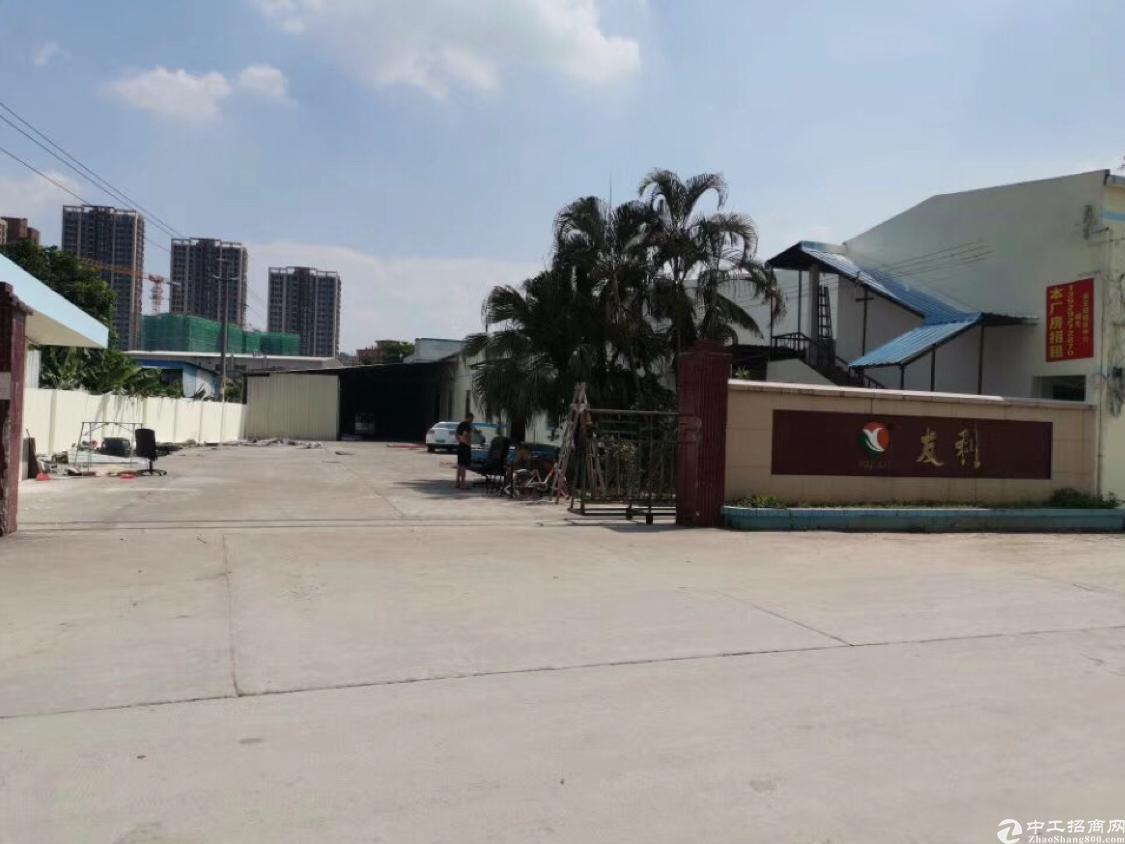 沙田独门独院厂房面积2600平方米