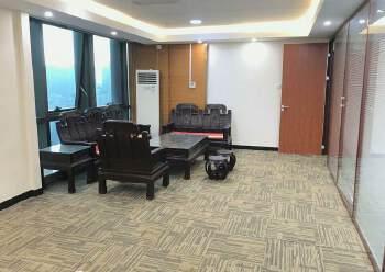 龙华核心位置超甲级写字楼,家私齐全图片5