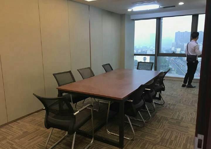 龙华核心位置超甲级写字楼,家私齐全图片2