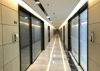 龙华核心位置超甲级写字楼,家私齐全图片1