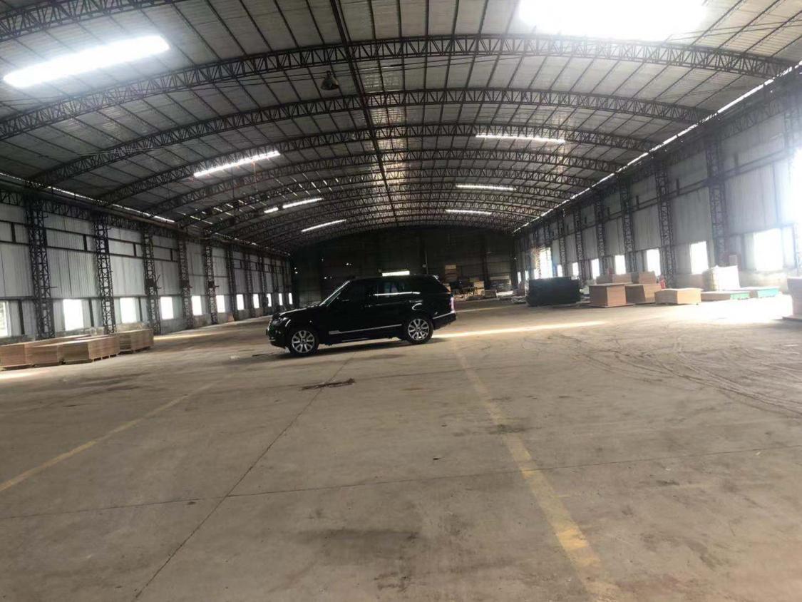 沙田镇独院单一层厂房出租4000平方可办环评