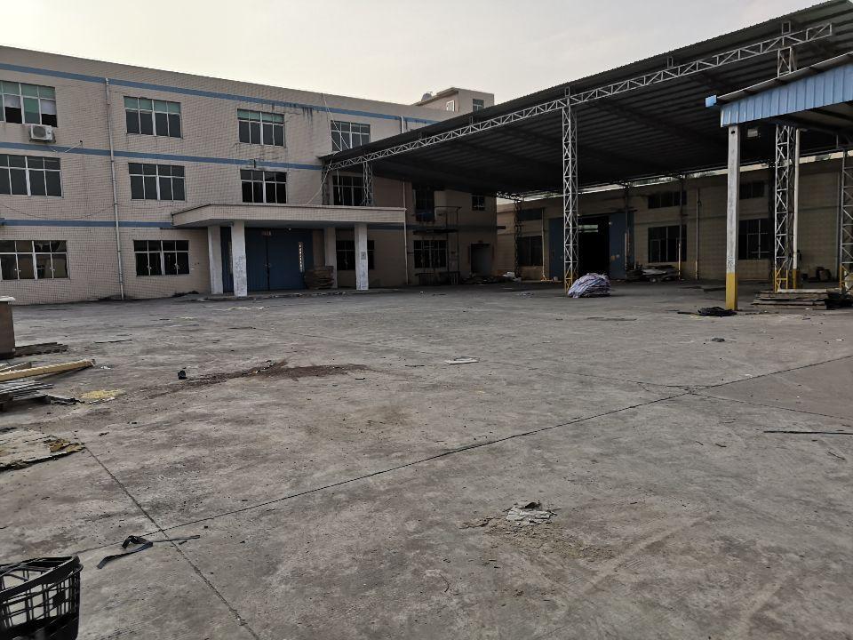 惠州大亚湾西区标准厂房一楼500平