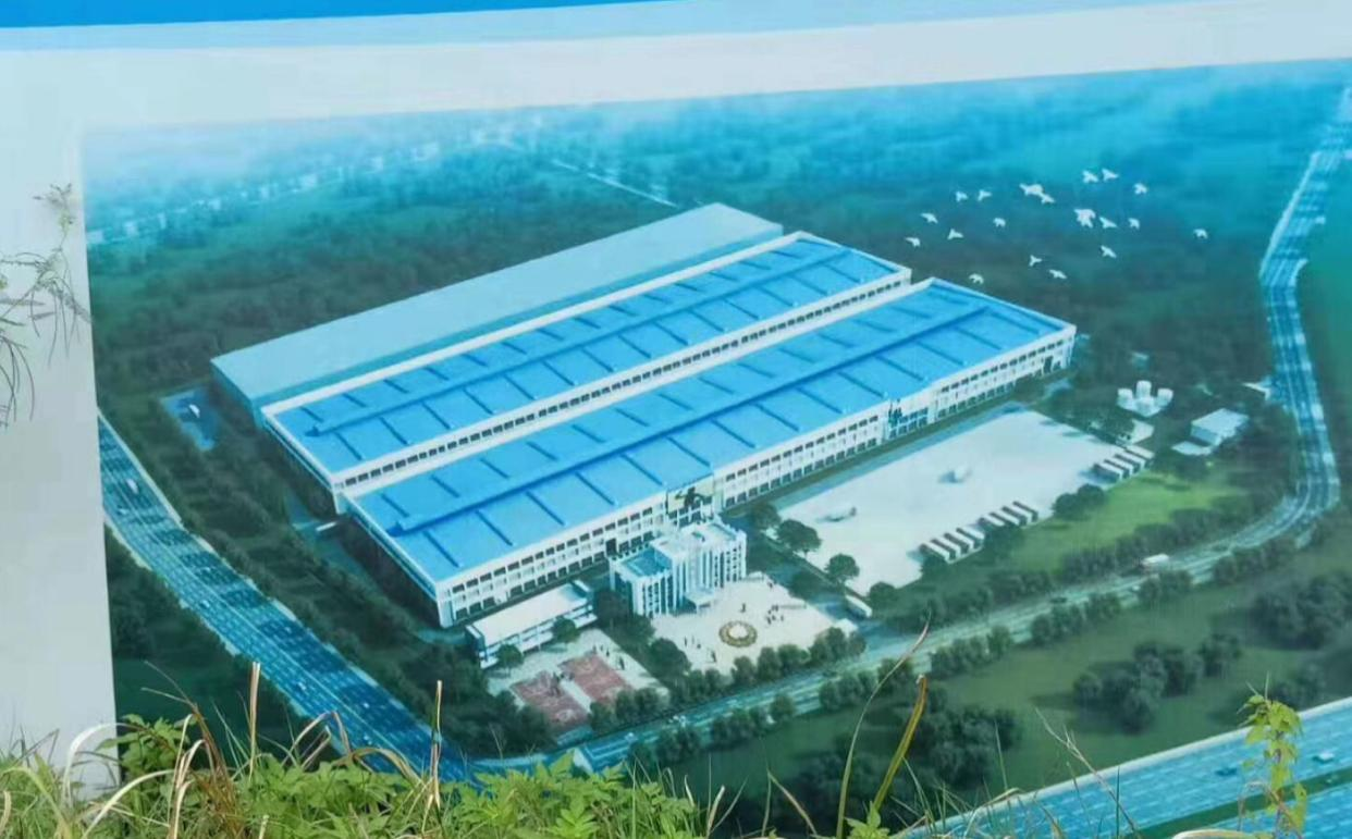 国有证厂房出售:厂房占地15亩,单一层厂房8900平方