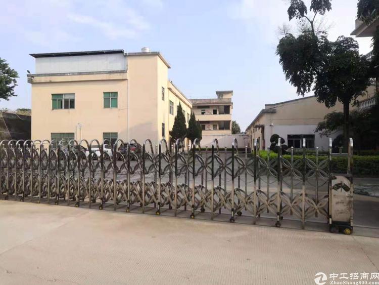 企石镇原房东独门独院标准厂房2层出租