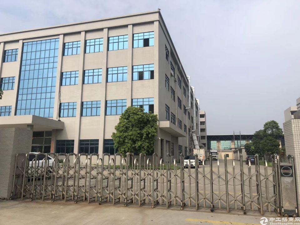茶山镇工业园A栋一楼 面积:1