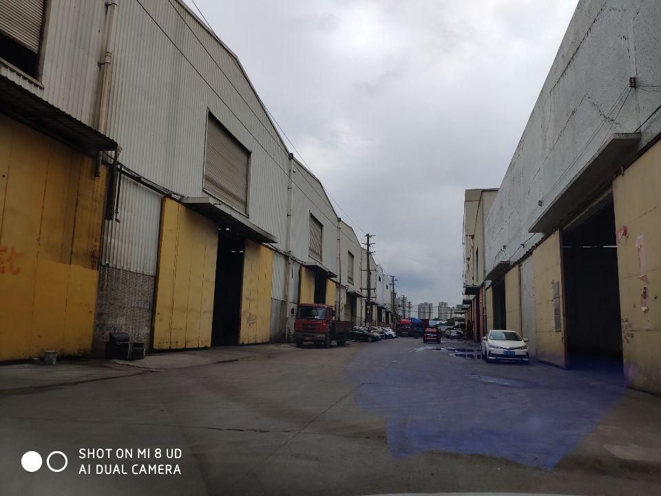 大亚湾澳头10米高钢结构6000平方带装修