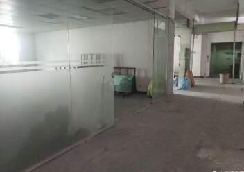 西乡黄麻布社区楼上新出400平厂房出租图片5