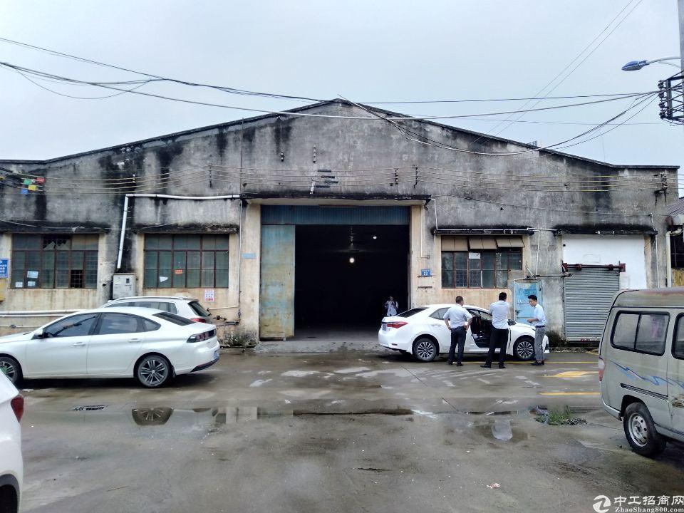 东环街道工业区新出独栋仓库920平米租15元每平米