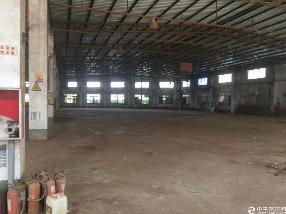 惠州市惠城区新出钢构厂房出租